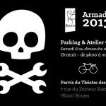 Armada 2013 – Parking & atelier vélo