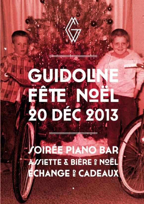 Guidoline fête Noël