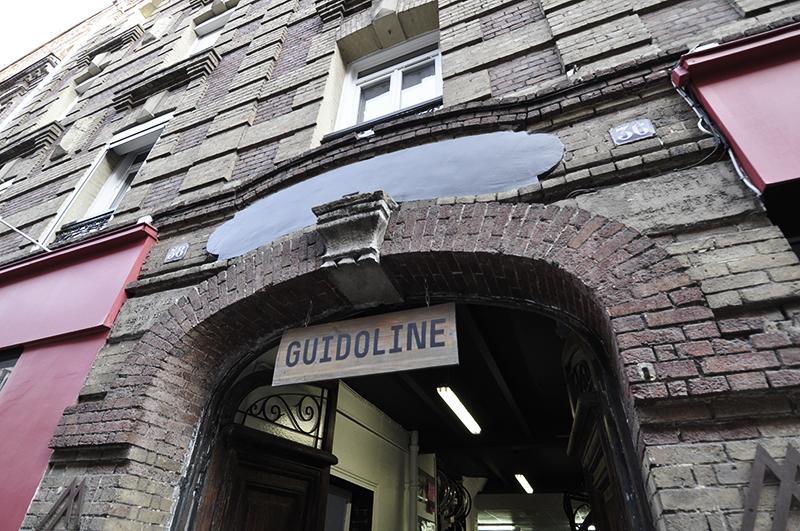 Guidoline façade