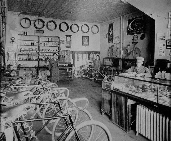 hallbikes1918