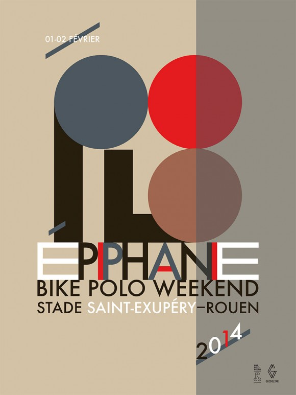 Epiphanie Bike Polo Rouen 2014