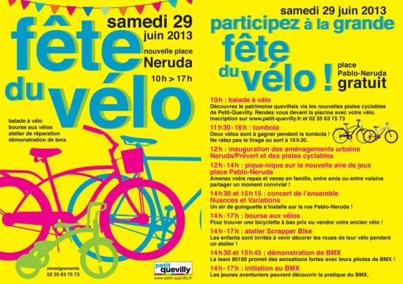 Fête du vélo - Petit-Quevilly