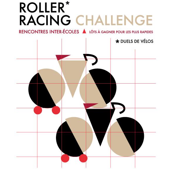 Roller racing - Zazimuts
